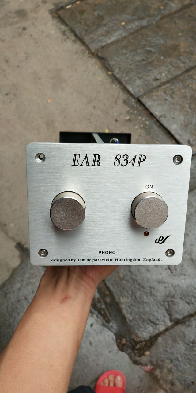 Phono box đèn  EAR YOSHINO PHONOSTAGES