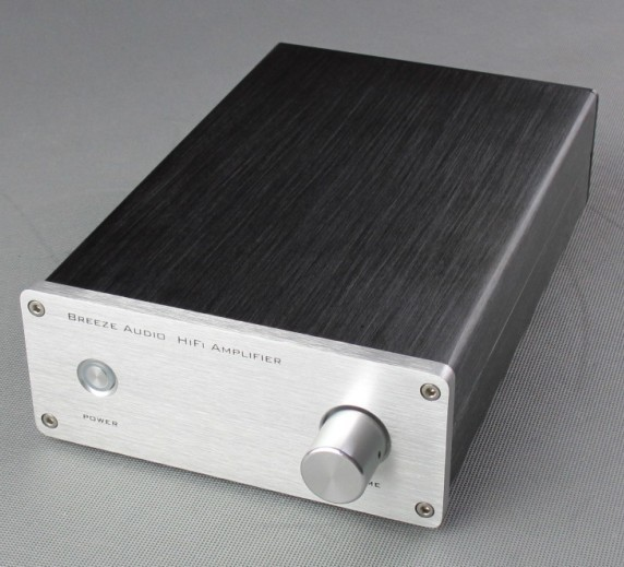 Preamp chassis 1706
